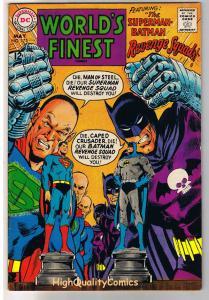 WORLD'S FINEST #175, FN+, Batman, Superman, Robin, 1941, more in store