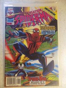 SENSATIONAL SPIDER-MAN # 8