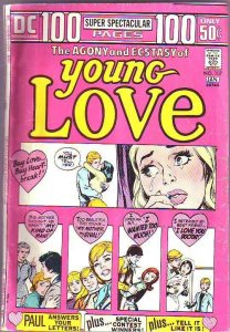 Young Love #107 (Jan-74) VG+ Affordable-Grade