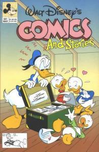 Walt Disney's Comics and Stories #581, NM (Stock photo)