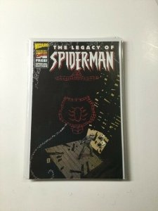 Wizard Presents The Legacy of Spider-Man Special Edition #1 (1998) HPA