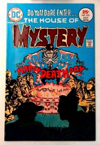 House of Mystery #233 DC 1975 VF Bronze Age Comic Book 1st Print