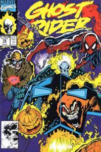 Ghost Rider (1990 series) #16, NM- (Stock photo)