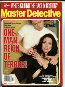 MASTER DETECTIVE-JULY 1981-FN-SPICY-MURDER-RAPE-ORGIES-KIDNAP-MASSACRE FN