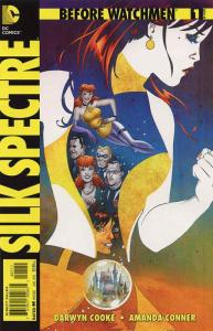 Before Watchmen: Silk Spectre #1 VF/NM; DC | save on shipping - details inside