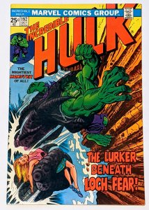 The Incredible Hulk #192 (Oct 1975, Marvel) VF- 7.5 Herb Trimpe art
