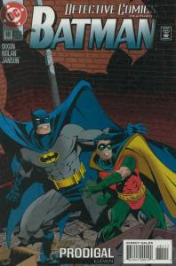 Detective Comics #681 VF/NM; DC | save on shipping - details inside