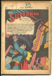 World's Finest #15 1944- DC-Batman-Superman-Green Arrow-Hitler-Boy Commandos-P