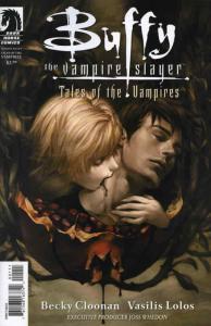 Buffy the Vampire Slayer: Tales of the Vampires #1 VF/NM; Dark Horse | save on s