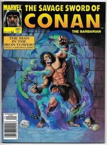 Savage Sword Of Conan Magazine #201 (Marvel, 1992) FN/VF