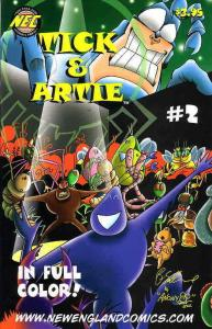 Tick & Artie #2 VF/NM; NEC | save on shipping - details inside