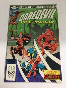 Daredevil 174 Vf/Nm Very Fine/Near Mint Marvel Comics