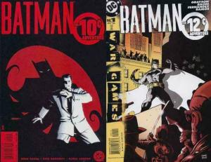 BATMAN 10 CENT & 12 CENT ADVENTURE (2002-2004) 1,1
