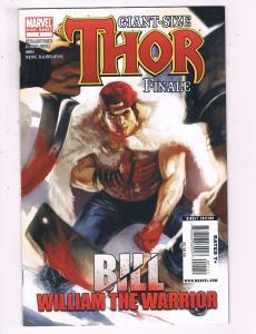 Giant Size Thor Finale #1 VF Marvel Comics Comic Book DE14
