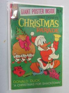 Disney Christmas Parade Donald Duck