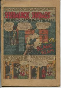 Mad #16 1954-EC-Sherlock Holmes parody-Will Elder-Wally Wood-P