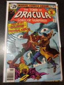 THE TOMB OF DRACULA #45