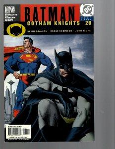 12 DC Comics Batman Gotham Knights # 20 23 25 26 30 32 34 35 36 37 38 J439