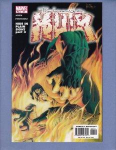 Incredible Hulk #57 NM- Absorbing Man Marvel 2003