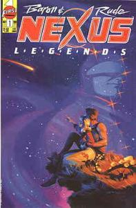 Nexus Legends #1 FN; First | save on shipping - details inside