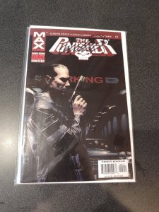 The Punisher (JP) #5 (2004) AUTOGRAPHED BY GARTH ENNIS WITH COA