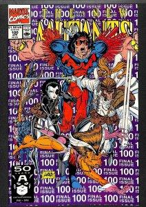 The New Mutants #100 (1991)