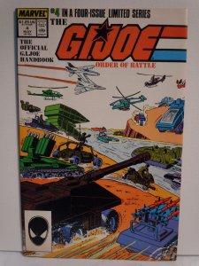 G.I.Joe: Order of Battle #4