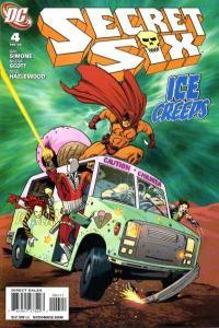 Secret Six (2008 series) #4, NM (Stock photo)