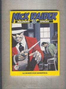 Nick Raider numero 156: La morte non dimentica