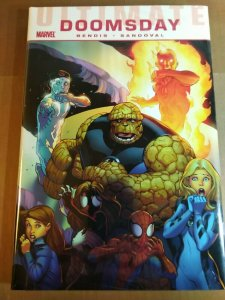 Ultimate Comics: Doomsday by Bendis & Sandoval