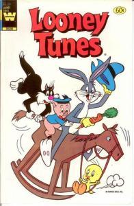 LOONEY TUNES (GOLD KEY/WHITMAN) 46 VF 1982 BUGS BUNNY COMICS BOOK