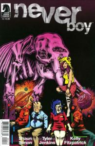 Neverboy #4 VF/NM; Dark Horse | save on shipping - details inside