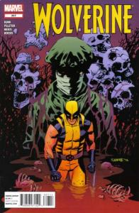 Wolverine (2012 series) #307, NM (Stock photo)