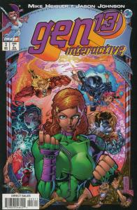 Gen13 Interactive #3 FN; Image | save on shipping - details inside