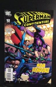 Superman Confidential #12 (2008)