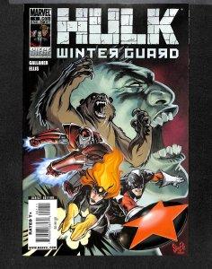 Hulk: Winter Guard #1 (2010)