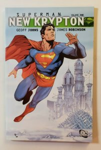 Superman: New Krypton Vol.1 TPB Soft Cover First Print DC Geoff Johns NM
