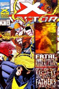 X-Factor (1986 series) #92, NM (Stock photo)