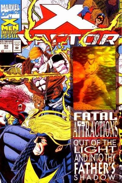 X-Factor (1986 series) #92, NM (Stock photo)