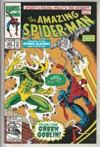Amazing Spider-Man #369 (Dec-92) VF/NM High-Grade Spider-Man