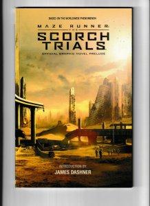Maze Runner: The Scorch Trials Boom Studios TPB Movie Prelude 2015