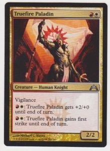 Magic the Gathering: Gatecrash - Truefire Paladin