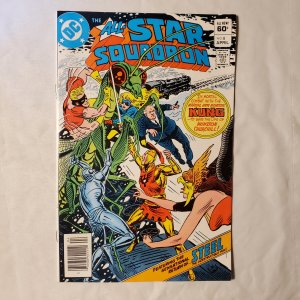 All Star Squadron 8 Very Fine+