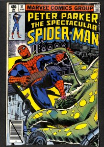 The Spectacular Spider-Man #31 (1979)