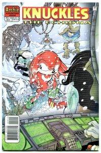 Knuckles #19 1998- Archie Comics- Sega- Echidna Sonic FN