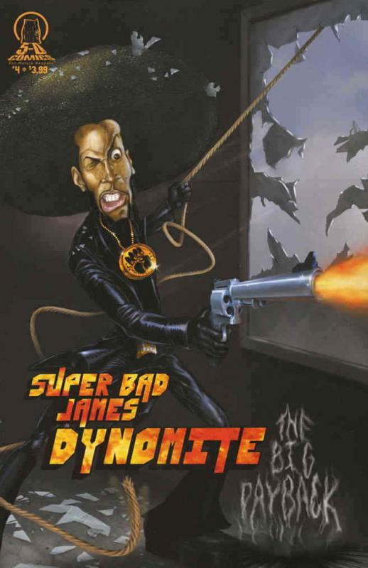 Super Bad James Dynomite #4 VF/NM; 5-D Comics | save on shipping - details insid