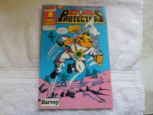 1994 HIRVEY COMICS STONE PROTECTORS # 1