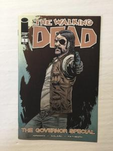 Walking Dead 1 Governor Special Nm Near Mint
