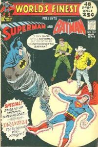 World's Finest Comics #207, VG+ (Stock photo)