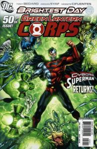 Green Lantern Corps (2nd Series) #50 VF/NM; DC | save on shipping - details insi